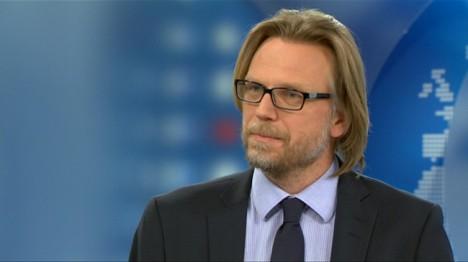 BALANSE? Hva er galt med det, spør NRKs politiske redaktør. Kyrre Nakkim. FOTO: NRK