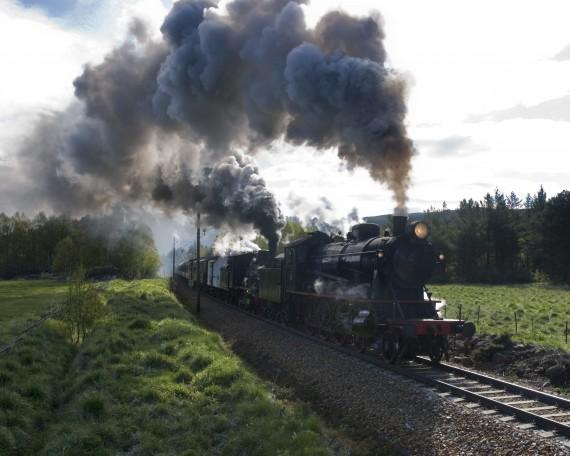 transkontinentale jernbane usa